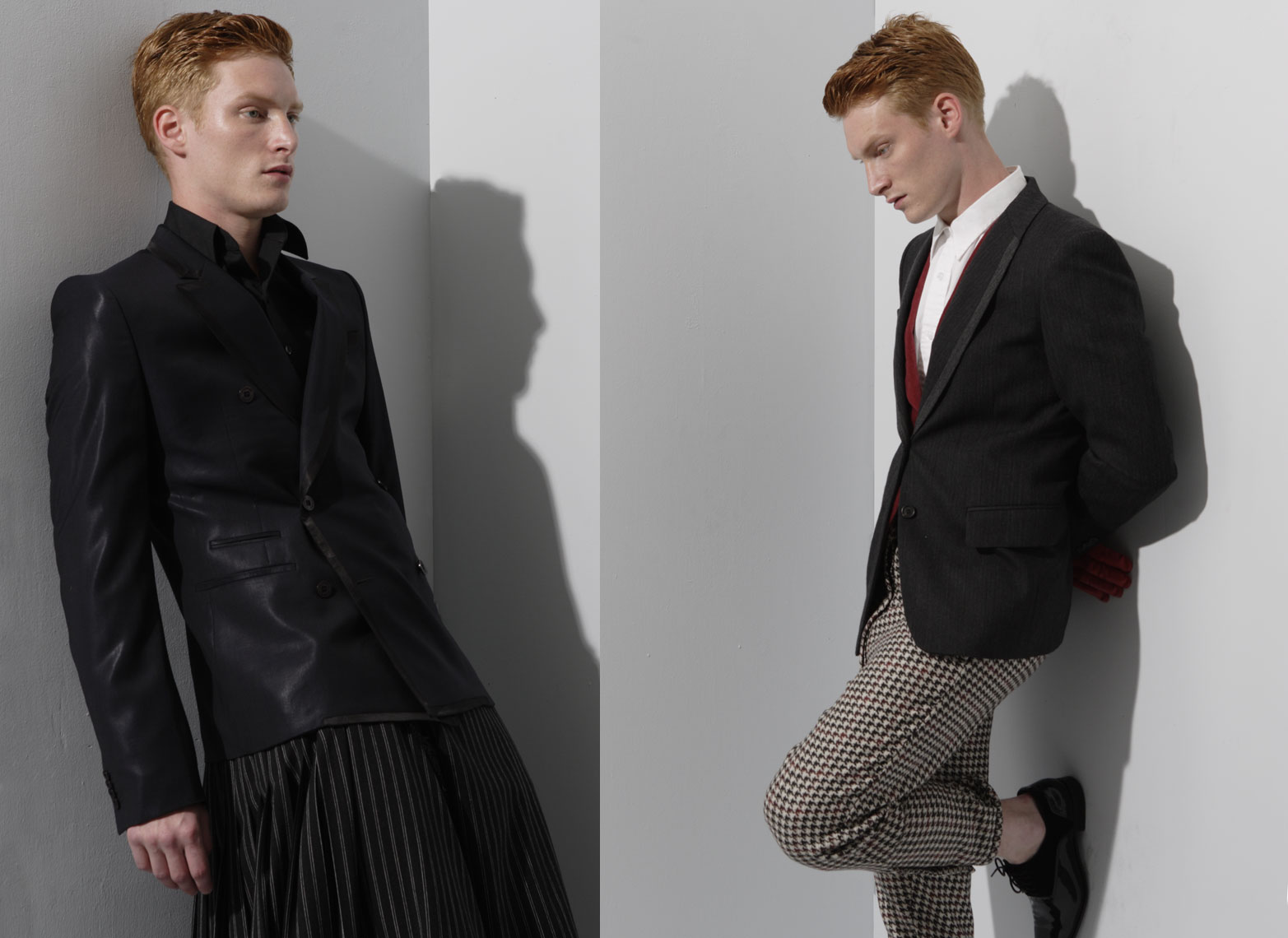 Menswear Fashion Photography NY
