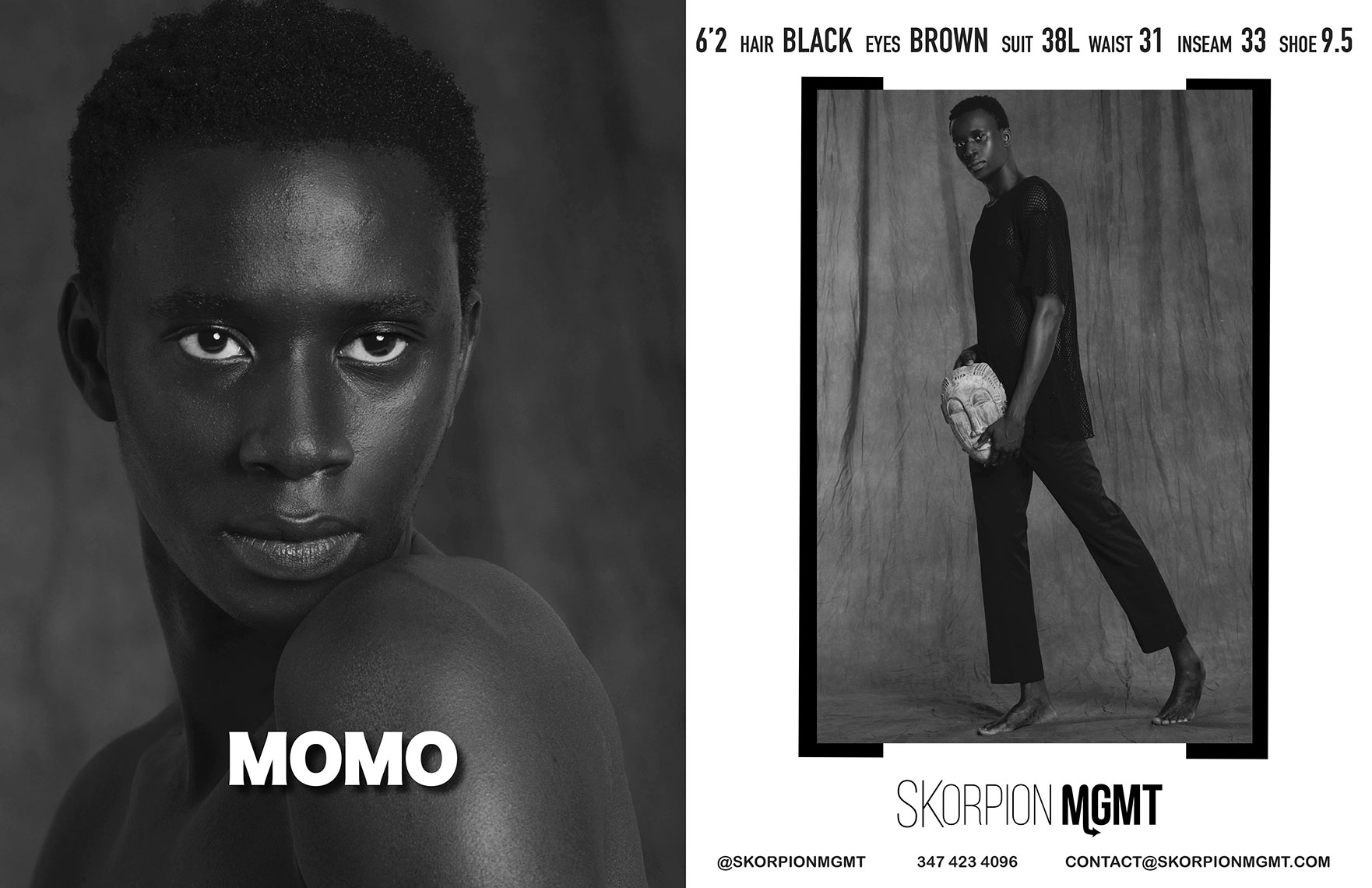 Momo-Skorpion-Showcard-Model-NYFW-2020-Eric-Hason-Fashion-Photographer-NYC
